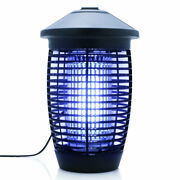 U.s. Solid Electric Bug Zapper Mosquito Killer Fly Swatter 20w 4000v