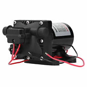Water Pressure Diaphragm Pump 3.0gpm 55psi 12v 42‑series For Marine Rv Mobile To