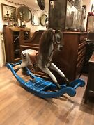 Rocking Horse Full Size Just Been Completely Restored