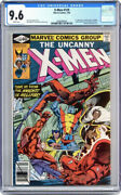 X-men 129 Cgc 9.6 Nm+ White Pages 1st Kitty Pryde Emma Frost Sebastian Shaw