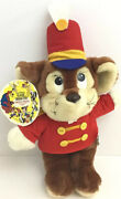 Disney Timothy Mouse Plush From Dumbo By Sears Rare Htf Vintage 80s Nwt