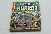 The Vault Of Horror Ec Archives Volume 4 Four Nice W/ Free Shipping Sealed