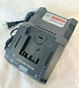 Bosch Gal18v-160c Core 18v Battery Turbo Charger W/ Power Boost - Connect Ready