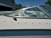Starboard Side Glass Windshield Panel Only Off 1992 Larson 200 Lazer Parting