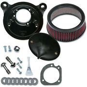 Sands Cycle Air Cleaner Stealth For 58mm Throttle Body 170-0164