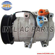 10s20c Co 10854sc Auto Air Conditioning Compressor For Toyota Sienna 4471903850