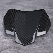 Motorcycle Carbon Fiber Windscreen Windshield Protector Panel Cover Fo Auto