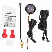 Digital Thermometer Water Temperature Meter Gauge For / Auto