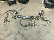 11 2011 Land Range Rover Sport Hse Engine Motor Wire Harness W/fuse Box Relay |
