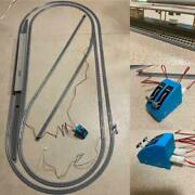 N Gauge Kato Track Layout With Home With Points With Feeder Wire