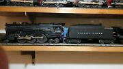 Lionel Lines 2-4-2 Loco Not Inc. 1130 White Letter Clear Water 2 P/set Look