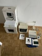 Apple Iic Vintage Computer And Color Monitortested And Fully Functionalplus Extras