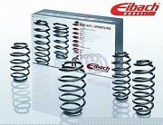 Eibach Pro-kit Lowering Springs Front And Rear -25/30 Mm E4043-140