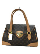 Louis Vuitton Beverly Gm Monogram Canvas Bag Previously Owned No.280