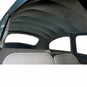 Empi 4394 Stock Replacement Headliner Black Compatible With Type-1 Bug 1958-67