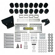 Pa 3 Inch Body Lift Kit 09-17 For Dodge Ram 1500 And Ram Rebel 2wd/4wd Including