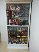 Collection Case For Figures With Crane Game Prize