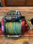 Daiwa Seaborg 800mj Pe Line Pieces Included Fishing Tackle Electric Reels