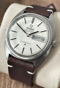 Omega Constellation Chronometer Vintage Menand039s Watch 1968 Serviced + Warranty
