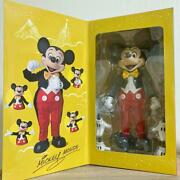 Mickey Mouse Medicom Toy Action Figure Black Tie Tailcoat