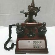 Special Mickey Mouse Phone Disney Association 25th Anniversary