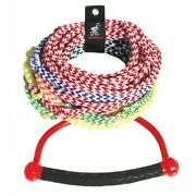 Airhead 8 Section Water Ski Wakeboard Boat Tow Rope For Tube Toy Ahsr-8