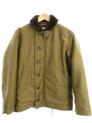 The Real Mccoy Made In Japan Outer Mccoys N-1 Deck Jacket Size36 Mens Blouson
