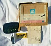 1973-1979 Nos Oem Gm Impala Chevelle Buick Chrome Outside Mirror Right Hand Side