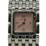 Panthre Luban / Pink Shell / 2420 Watch From Japan Fedex No.5365