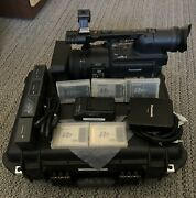 Mint95hpanasonic Ag-hvx200ap Hd Camcorder + Pelican 1520 Case + Many Extras