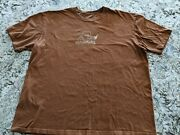 Menand039s T-shirt Xxl 100 Organic Cotton Made In Usa