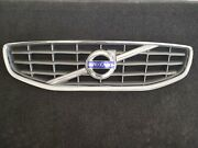Volvo Oem Upper Front Chrome Grille 30795039 Fits S60 11-13 Read