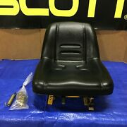 Cub Cadet Rzt50 Oem Seat And All Mounting Brackets And Hardware.