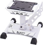Matrix Concepts Ls1 Dirtbike Motorcycle Lift Stand White New