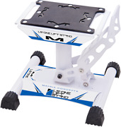 Matrix Concepts Ls1 Dirtbike Motorcycle Lift Stand Blue New