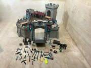 Playmobil 4866 Falcon Knights Medieval Castle Incomplete Lot Accessories