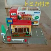 Rare Tomy Tomica Town Series Mister Donut And Miniature Truck W/ Box Japan Shipped