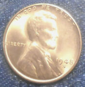 1948 S Wheat Penny Bu Gem Brilliant Uncirculated Red Many Bu Dates Store Here