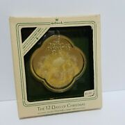 Hallmark Ornament Partridge In A Pear Tree The Twelve Days Of Christmas 1984