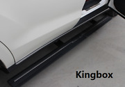Running Board Door Side Steps Nerf Bar For Land Rover Discovery 5 2018-2021