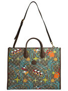 Disney Collaboration Donald Duck 2way Tote Bag 650037 Women And039s No.5383