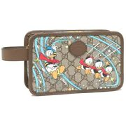 Eligible Products Clutch Bag Cosmetic Case Gg Free Shipping No.8472