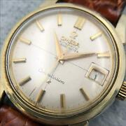 Omega Constellation Chronometer Gp Cal.561 From Japan Fedex No.1063