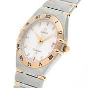 Omega Constellation 1312.30 Previously Owned From Japan Fedex No.1406