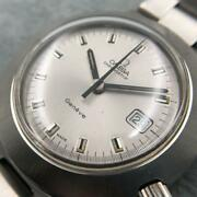 Omega Chronostop Ss Hand-wound Genuine Breath Watches From Japan Fedex No.1926