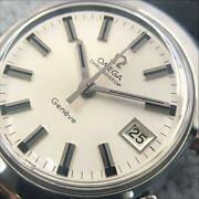 Omega Chronostop Ss Watches From Japan Fedex No.1925