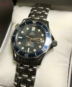 Omega Seamaster 300m Mens Wristwatch Verified To Be Up And Running No.2026