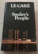 John Le Carre Signed - Smileyandrsquos People - 1st First Edition 1st Impression