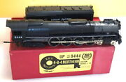 Key Imports Ho Brass Union Pacific 8444 4-8-4 Northern
