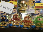 1994 New Unopened Bdaman Super Bomberman 2 3 Fortune Box Golden Clear Rare Out